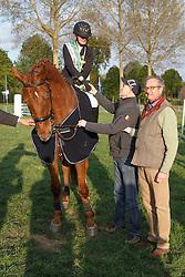Poelmans Lore (BEL) - Camelot vh Strateneinde<br /> Nationaal Kampioenschap Eventing LRV - Vechmaal 2014<br /> © Dirk Caremans