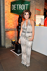NATASHA KAPLINSKY at A Night of Motown in aid of Save The Children UK held at The Roundhouse, Chalk Farm Road, London on 3rd March 2016.