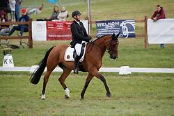Hermans Bart, BEL, Gorki van de Pertjeshoeve<br /> European Championship Eventing Landelijke Ruiters - Tongeren 2017<br /> © Hippo Foto - Dirk Caremans<br /> 28/07/2017
