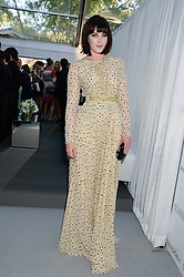 ALEXANDRA ROACH at the Glamour Women of the Year Awards in association with Pandora held in Berkeley Square Gardens, London on 4th June 2013.