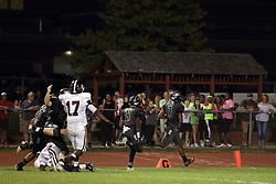 22 September 2017: Danville Vikings at Normal West Wildcats. IHSA football, Normal Illinois<br /> <br /> #NormalWestFootball #Wildcats #bestlookmagazine #alphoto513 #IHSA #IHSAFootball