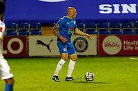 Sam Minihan. Stockport County FC 4-0 King's Lynn Town FC. Vanarama National League. Edgeley Park. 13.4.21