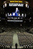 New York City Police Academy Graduation Ceremony held in NewYork City