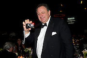 JEAN PIGOZZI, The Global launch of the 2012 Pirelli Calendar by Mario Sorrenti.  Dinner at the Park Avenue Armory. Manhattan. 6 December 2011.