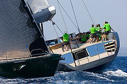08_019916 © Sander van der Borch. Porto Cervo,  2 September 2008. Maxi Yacht Rolex Cup 2008  (1/ 6 September 2008). Day 1.