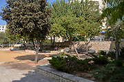 Liberty Bell Park (Gan Hapaamon), Jerusalem, Israel
