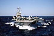USS Lincoln CVN-72