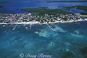 San Pedro, Ambergris Caye, Belize, Central America ( Caribbean Sea )