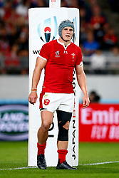 Jonathan Davies of Wales during the Bronze Final match between New Zealand and Wales Mandatory by-line: Steve Haag Sports/JMPUK - 01/11/2019 - RUGBY - Tokyo Stadium - Tokyo, Japan - New Zealand v Wales - Bronze Final - Rugby World Cup Japan 2019