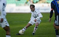 Fotball - 5. mai 2002 - Stabæk - Sogndal 4-0 Nadderud Stadion. Rune Buer Johansen, Sogndal. <br /> <br /> Foto: Andreas Fadum, Digitalsport