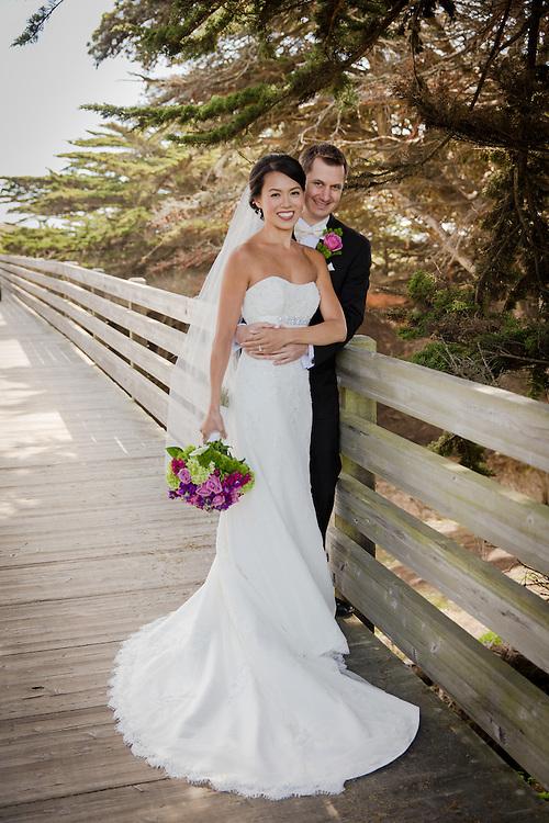 Half Moon Bay Golf Links Wedding