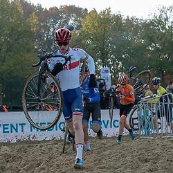 04-11-2018: Wielrennen: EK veldrijden: Rosmalen <br />Simon Wyllie