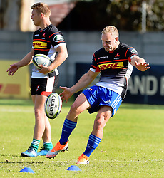 Cape Town-1800821- WP player Jano Vermaak at training in Bellville preparing for the  Currie Cup against  Toyota Cheetas on saturday at Newlands .photographer:Phando Jikelo/African News Agency/ANA