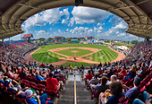 Stadiums, Ballparks, and Arenas