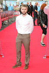 © Licensed to London News Pictures. 09/06/2014. London, UK James Buckley, The Hooligan Factory - World Film Premiere, Odeon West End Leicester Square, London UK, 09 June 2014. Photo credit : Richard Goldschmidt/LNP