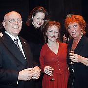 Musical Olivier Amsterdam, Edgar Vos, Paulien Huizinga, Marisca van Kolck en Carry Tefsen