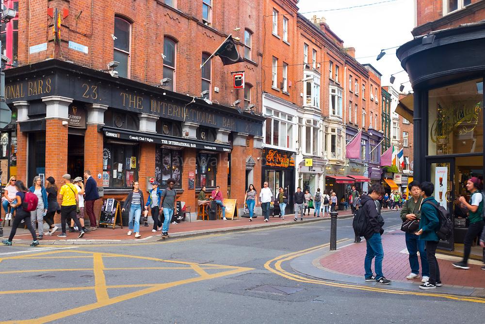 International Bar, Wicklow Street, Dublin 2, Ireland