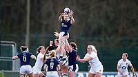 Caption Template Rugby Union - 2021 Women Six Nations - Pool A - England vs Scotland - Castle Park, Doncaster<br /> <br /> Rachel McLachlan of Scotland  at Castle Park <br /> <br /> Credit COLORSPORT/LYNNE CAMERON
