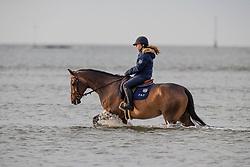 Amilibia Paola, ESP, Prunella D' Ariel<br /> Jumping International de La Baule 2019<br /> © Hippo Foto - Dirk Caremans<br /> 17/05/2019