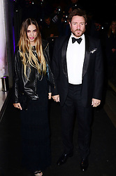 Simon Le Bon and Amber Le Bon arriving at the London Evening Standard Theatre Awards in London, Sunday, 17th November 2013. Picture by Nils Jorgensen / i-Images