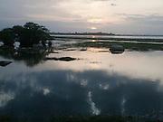 Sri Lanka, Ampara District, Arugam Bay, Pottuvil a small fishing village and popular surfing resort