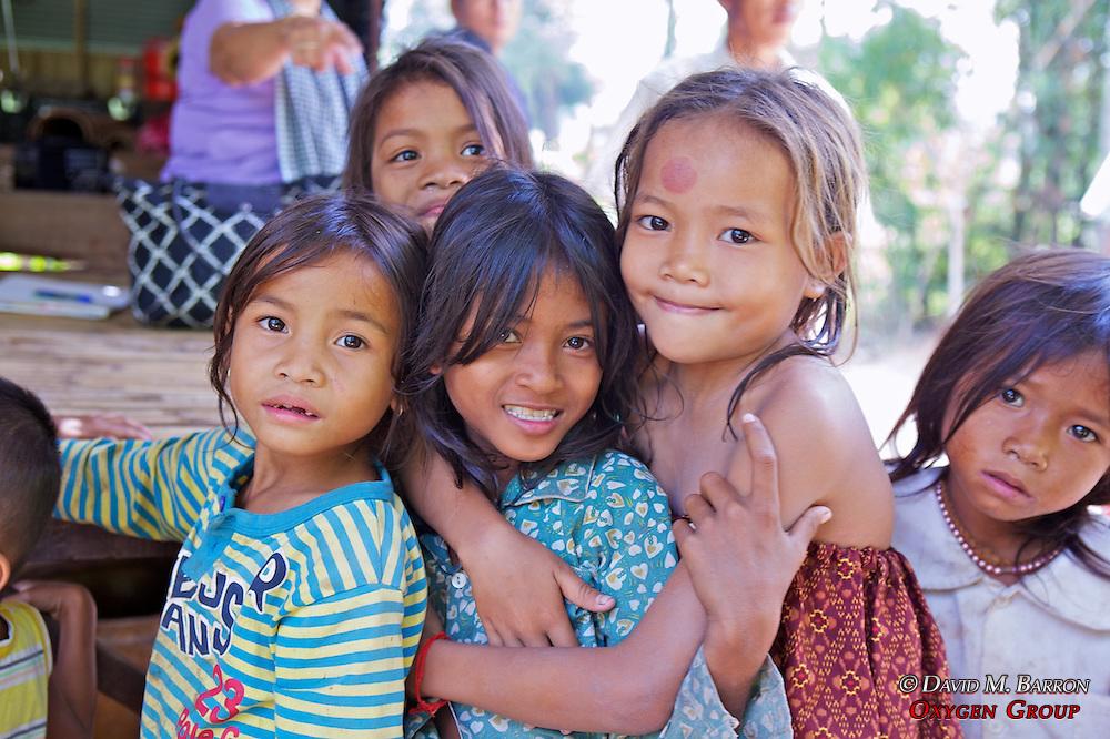 Children Of Phum Krar-Sa-Tom