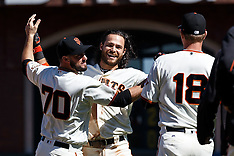 20160525 - San Diego Padres at San Francisco Giants