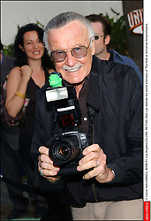 © Lionel Hahn/ABACA. 46748-21. Los Angeles-CA-USA. 17/06/03. Stan Lee attends the world premiere of The Hulk at Universal Amphitheatre.
