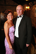 NO FEE PICTURES<br /> 9/11/14 Stephanie and Ken Hevey, Tullyallen at the Tiny Hearts fundraising ball in aid of Heart Children Ireland at Darver Castle in County Louth. Picture:Arthur Carron