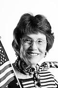 Jan McDaniel<br /> Air Force<br /> O-5<br /> Registered Nurse<br /> Mar. 1974 - Mar. 1996<br /> Gulf War<br /> <br /> <br /> Veterans Portrait Project<br /> Colorado Springs, CO San Antonio, Texas