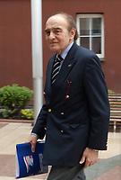 Bialystok, 17.05.2009 N/z Samuel Pisar bialostocki Zyd (ur. 1929) swiatowej slawy  pisarz i doradca prezydentow USA byl gosciem konferencji naukowej POSZUKIWANIE   PAMIECI  I  DIALOG  -  BIALYSTOK  65  LAT POZNIEJ. Byl ojczymem kandydata na sekretarza stanu a adminstracji prezydenta-elekta USA Joe Bidena fot Michal Kosc / AGENCJA WSCHOD