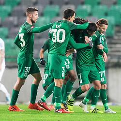 20171126: SLO, Football - Prva liga Telekom Slovenije 2017/18, NK Olimpija vs NK Krsko