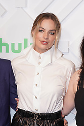 Margot Robbie at the 2019 Hulu Upfront in New York City.