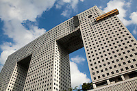 The Elephant Building or Chang Building  is a high-rise building located on Phaholyothin Road & Ratchadaphisek Road in Bangkok. The building is one of the most famous buildings in Bangkok because it has the whimsically incorporated that characteristics of an elephant.