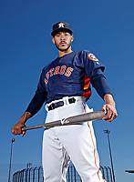 Carlos Correa<br /> Houston Astros<br /> 2018 <br /> <br /> ( Photo/Tom DiPace )