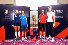 20190906 2019 VOLLEYBALL WOMEN'S EUROPEAN CHAMPIONSHIP