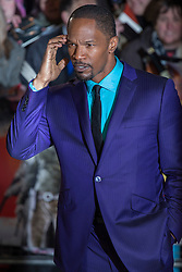 © licensed to London News Pictures. London, UK 10/01/2013. Jamie Foxx attending UK premiere of Django Unchained in Leicester Square, London. Photo credit: Tolga Akmen/LNP