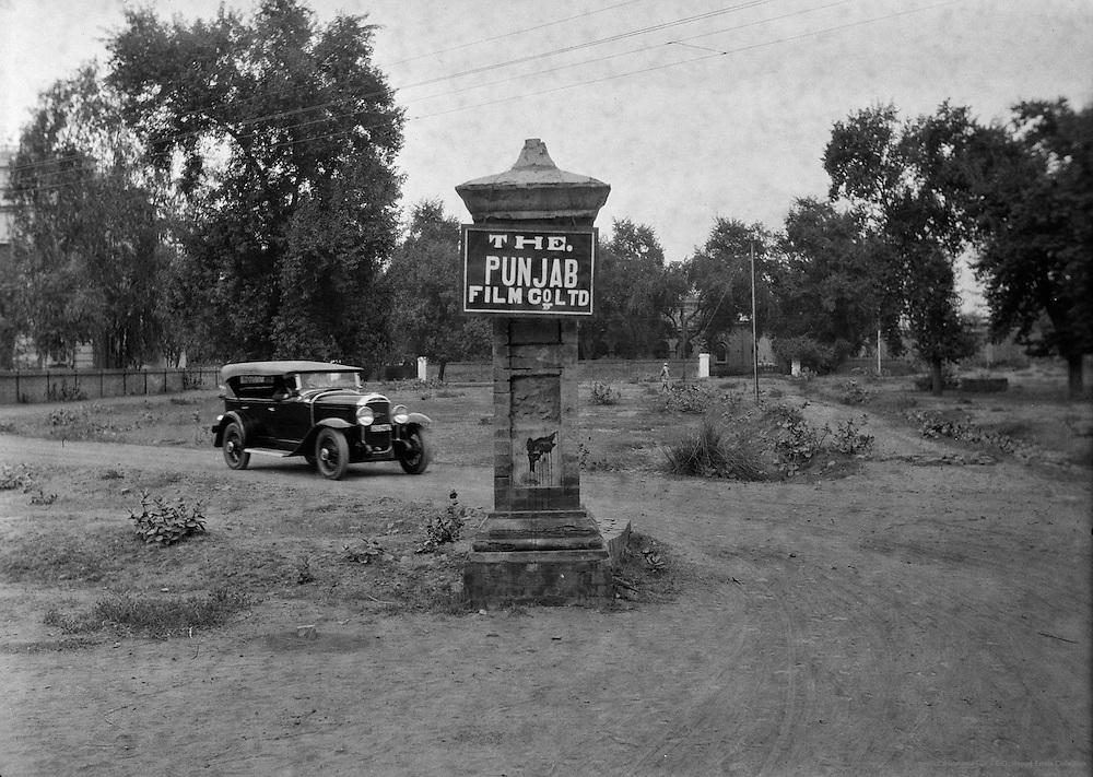 The Punjab Film Co., Lahore, India, 1929