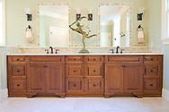 Custom Bathroom Vanity<br /> CKS Design Studio