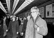The Rolling Stones Charlie is my Darling - Ireland 1965..The Rolling Stones and manager Andrew Loog Oldham arriving at Amiens Street station (now Connolly station) for thier concert at the Adelphi Theatre, Middle Abbey Street, Dublin. This was the band's first Irish tour of 1965...The Rolling Stones Charlie is my Darling - Ireland 1965.Birthday gift ideas of a Limited Edition Prints of Andrew Loog Oldham, The Rolling Stones, Charlie is my Darling – Ireland 1965. Fine art Limited Edition Prints of Andrew Loog Oldham, The Rolling Stones, Charlie is my Darling – Ireland 1965. Unique birthday gifts for him  a Limited Edition Prints of Andrew Loog Oldham, The Rolling Stones, Charlie is my Darling – Ireland 1965.  Gifts for men of  Limited Edition Prints of Andrew Loog Oldham, The Rolling Stones, Charlie is my Darling – Ireland 1965.  Groomsmen gifts  of Limited Edition Prints of Andrew Loog Oldham, The Rolling Stones, Charlie is my Darling – Ireland 1965.  <br />