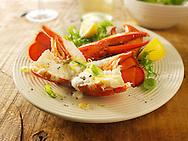Dressed Fresh prepared Lobster