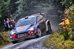 October 5, 2018 - Grande Bretagne - AUTOMOBILE : Rallye de Grande-Bretagne. (Credit Image: © Panoramic via ZUMA Press)