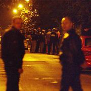 Dodelijke schietpartij Koninginneweg 5 Hilversum, afzetting politie, overleg, Groep Bijzonder Opdrachten, GBO