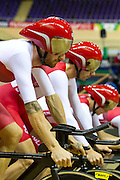 MCC0055084 . Daily Telegraph<br /> <br /> Sir Bradley Wiggins training for the 4000M Team Pursuit at the Chris Hoy Velodrome at the Commonwealth Games in Glasgow today .<br /> <br /> 22 July 2014