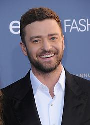 Justin Timberlake  bei der Verleihung der 22. Critics' Choice Awards in Los Angeles / 111216