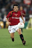 Roma 29/8/2004 Amichevole di presentazione AS Roma. Friendly match Roma - Iran 5-3. Vincenzo Montella Roma<br /> <br /> Foto Andrea Staccioli Graffiti