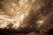 Clouds, Byron Bay, Australia