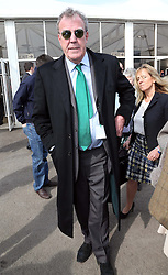 Jeremy Clarkson arriving for the  Cheltenham Gold Cup at the Cheltenham Festival, United Kingdom, Friday, 14th March 2014. Picture by Stephen Lock / i-Images<br /> File photo - Jeremy Clarkson's wife to divorce him after 21 years of marriage'. Photo filed Tuesday 6th May 2014.