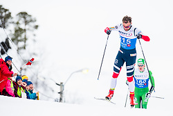 April 6, 2018 - Alta, NORWAY - 180406 Petter Northug jr. competes in the Men's 10 km Classic during the Norwegian Championship on April 6, 2018 in Alta..Photo: Jon Olav Nesvold / BILDBYRN / kod JE / 160236 (Credit Image: © Jon Olav Nesvold/Bildbyran via ZUMA Press)