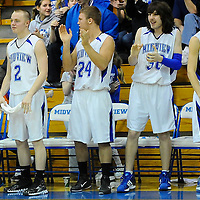 2.15.2011 Avon at Midview Boys Varsity Basketball